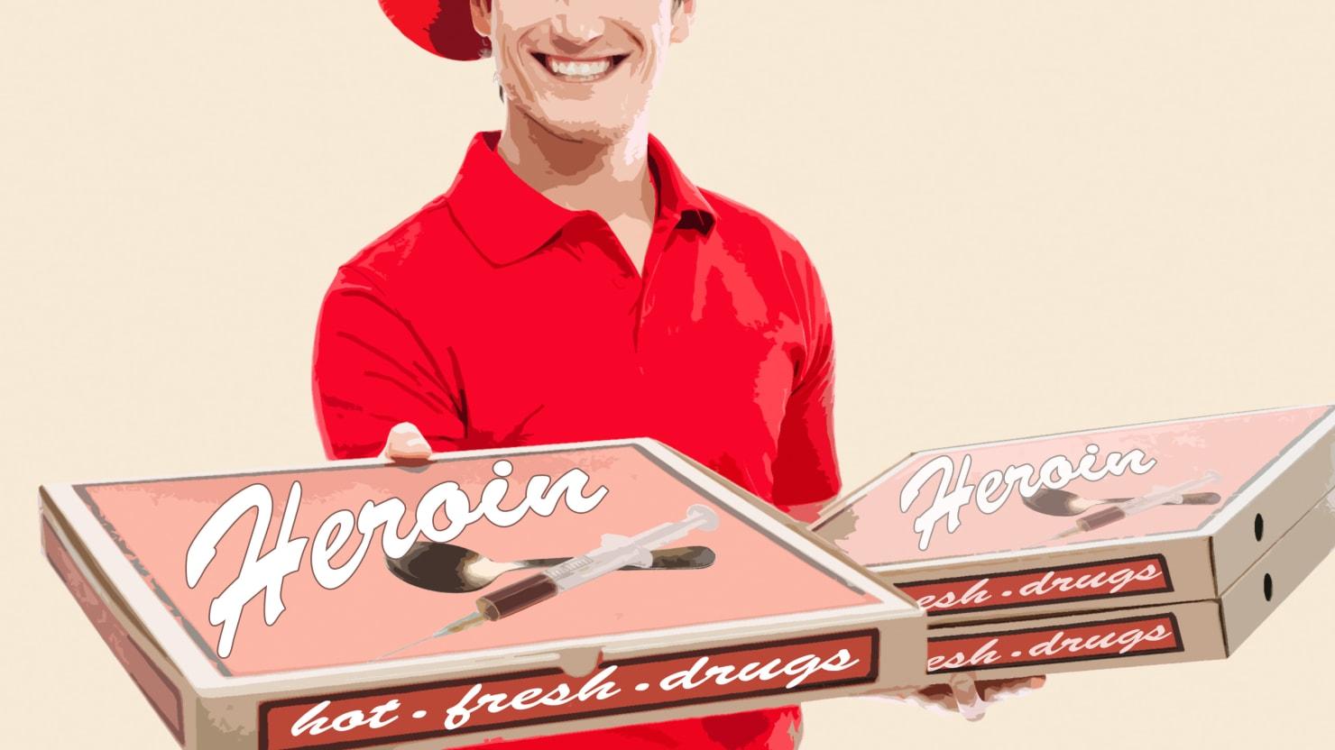 Denver's Heroin Pizza Delivery System