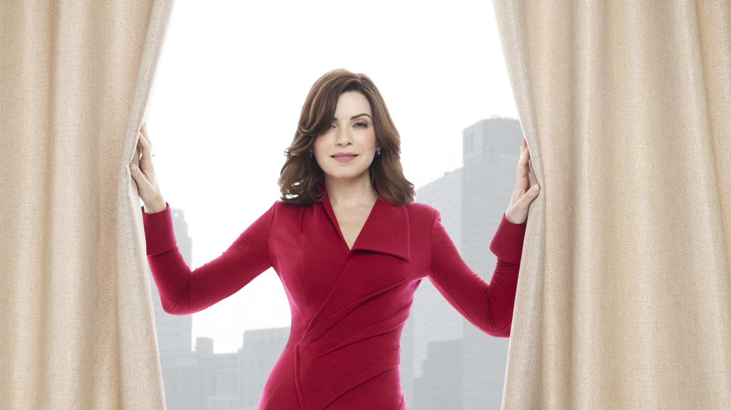 �the good wife� finale did alicia and kalinda shoot that