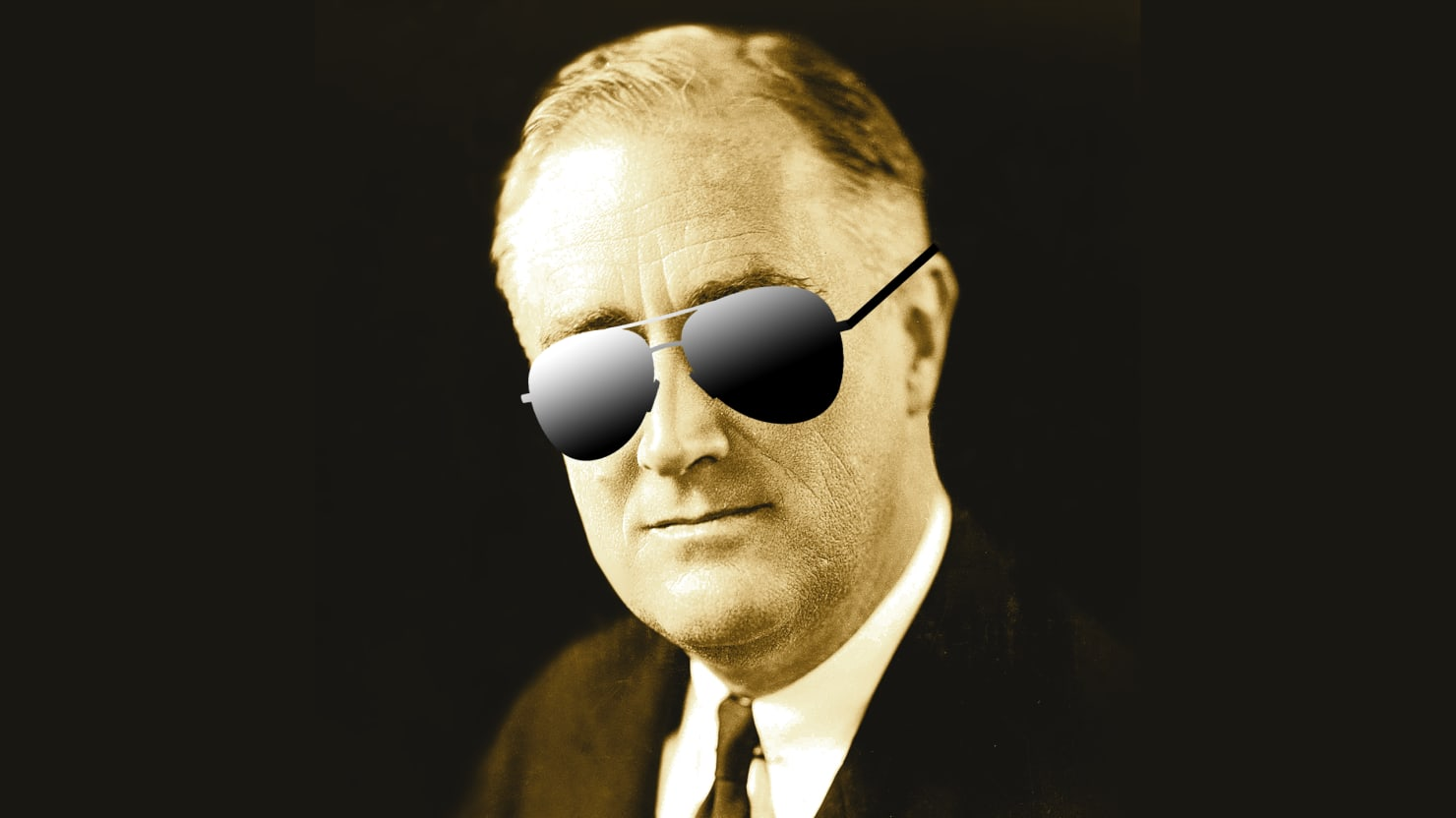FDR's Sorry Domestic Spying Record
