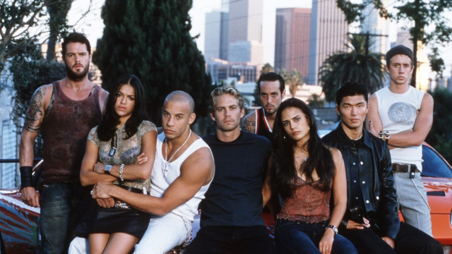 fast an the furious