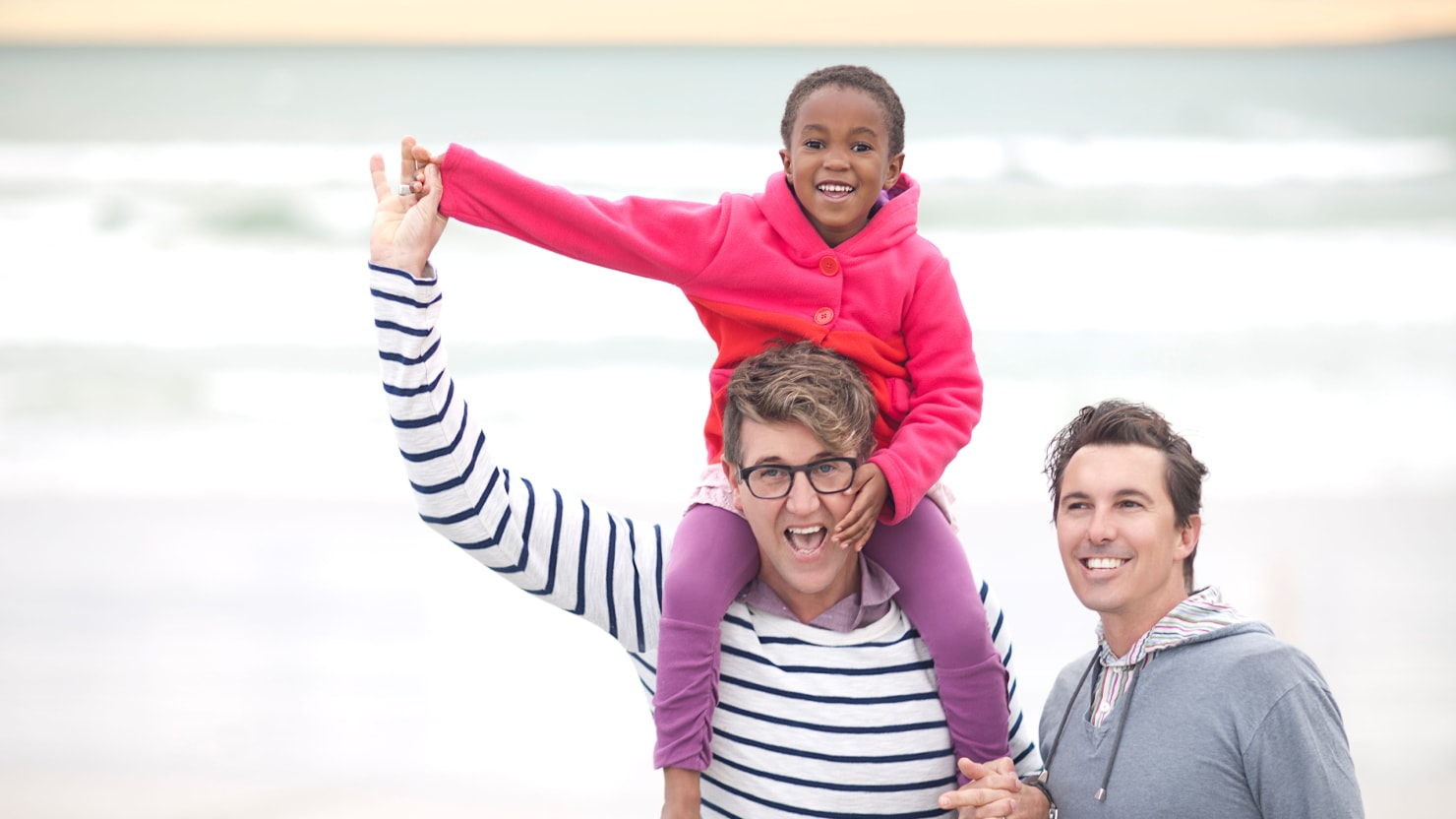 The Kids of Gay Marriage Are All Right