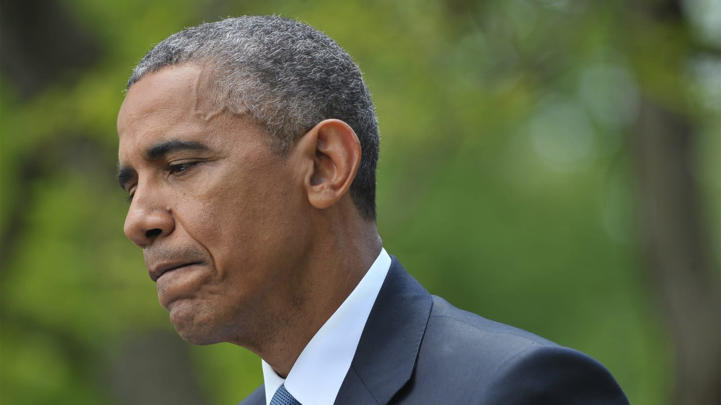 The Most Honest 15 Minutes Of Obama's Presidency