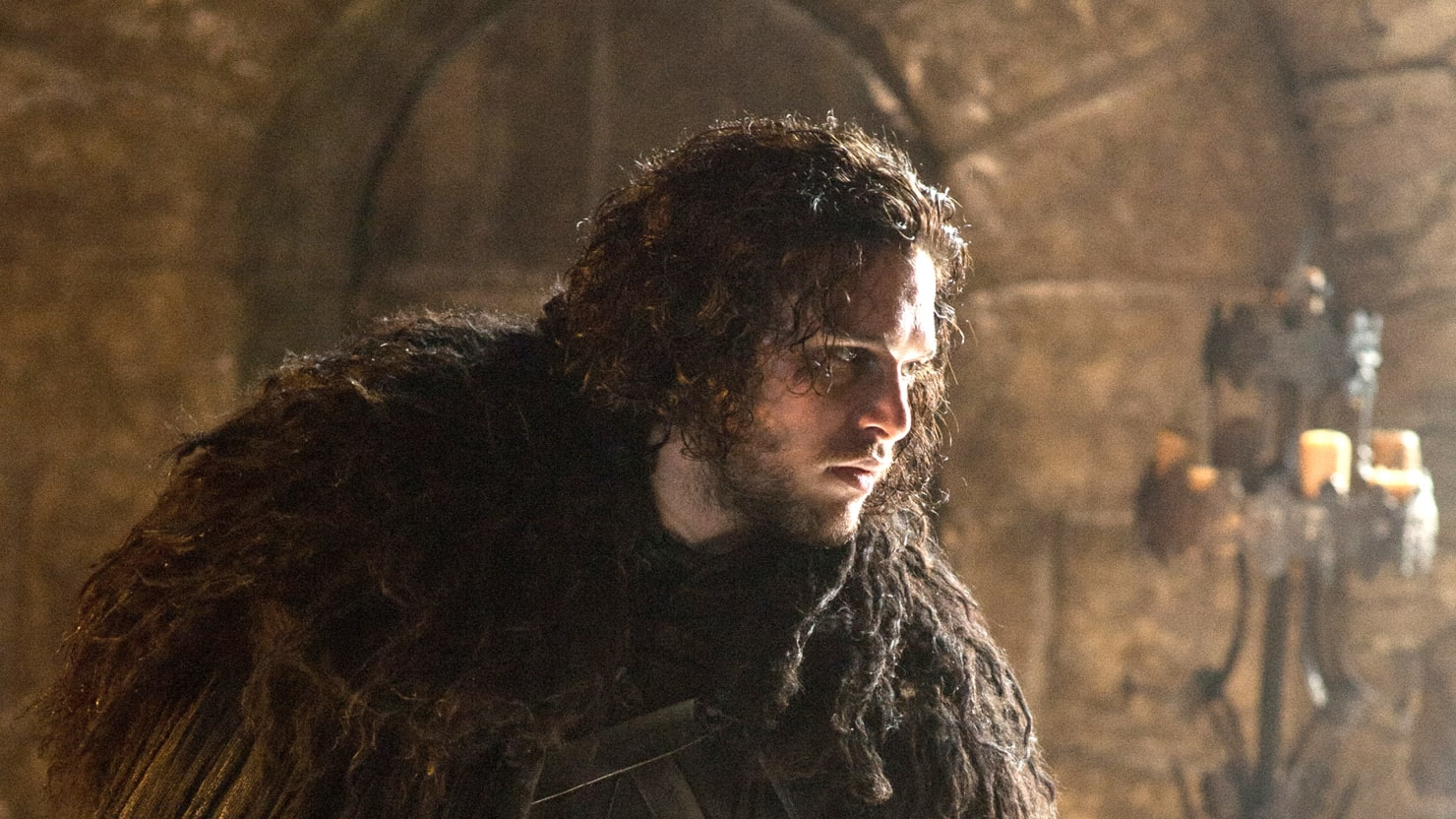 Game of Thrones' Jon Snow Knows Plenty: Kit Harington on Sex, Beheadings, and the Obama Link