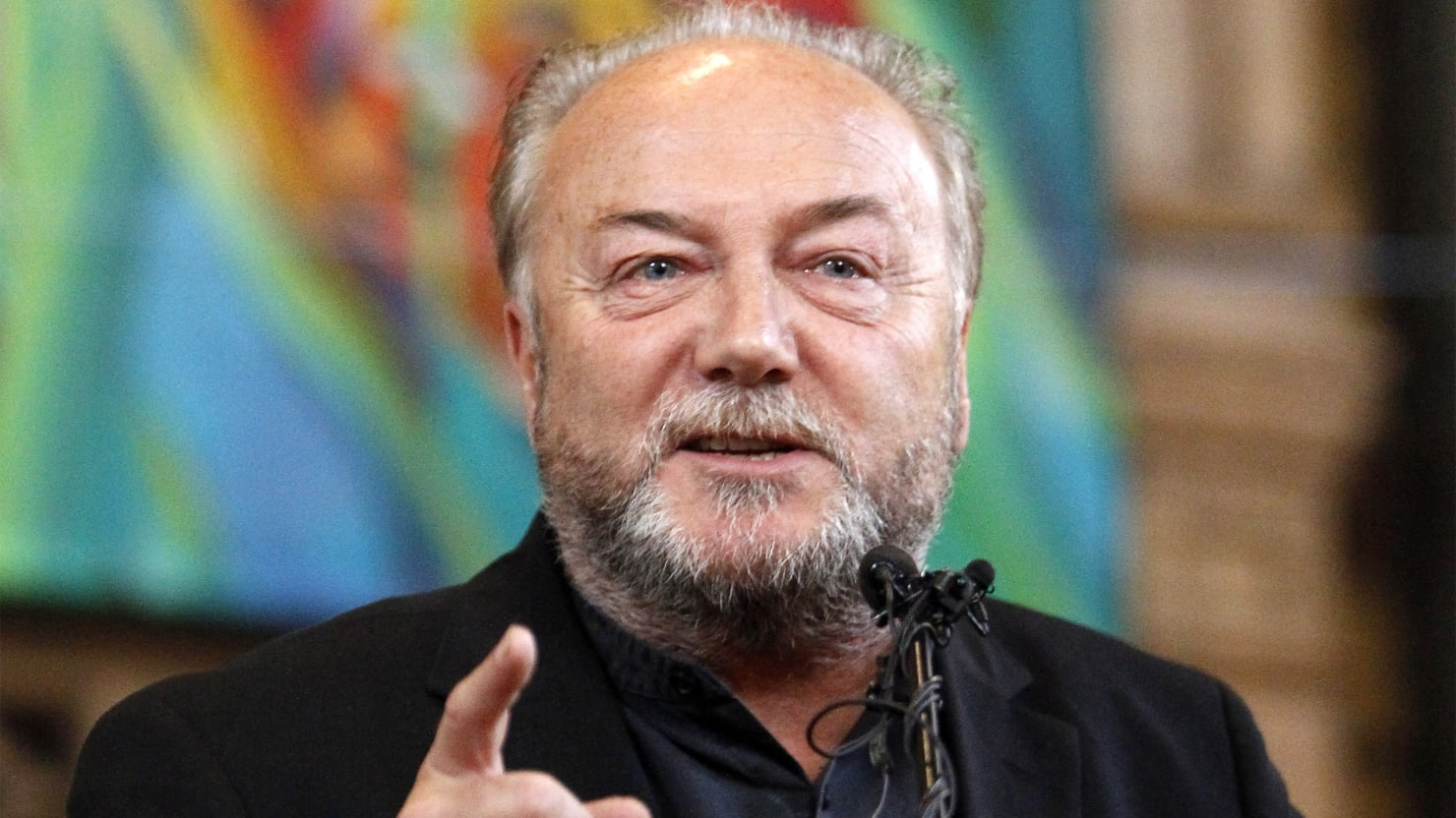 British MP George Galloway Loves to Hate the USA