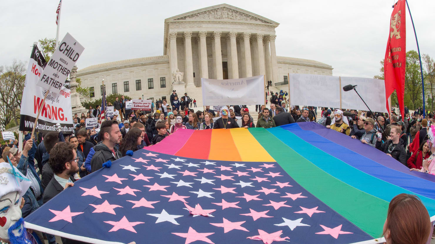 Supreme courts gay marriage