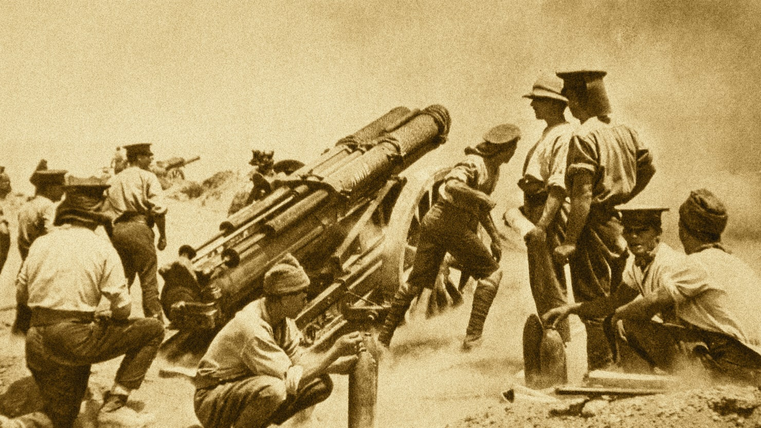 Gallipoli: WWI's Most Disastrous Battle