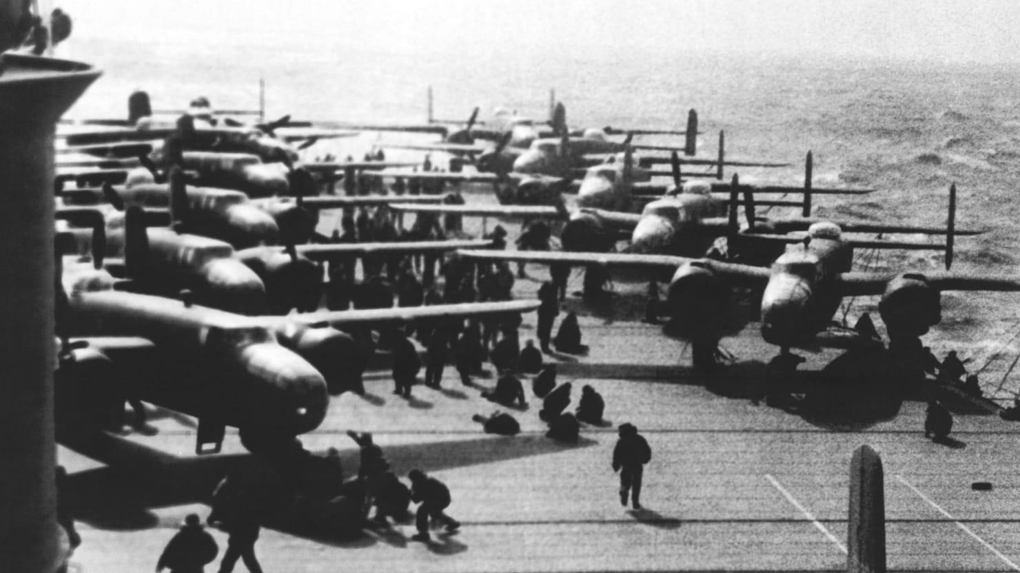 The Forgotten Pearl Harbor Revenge Raid