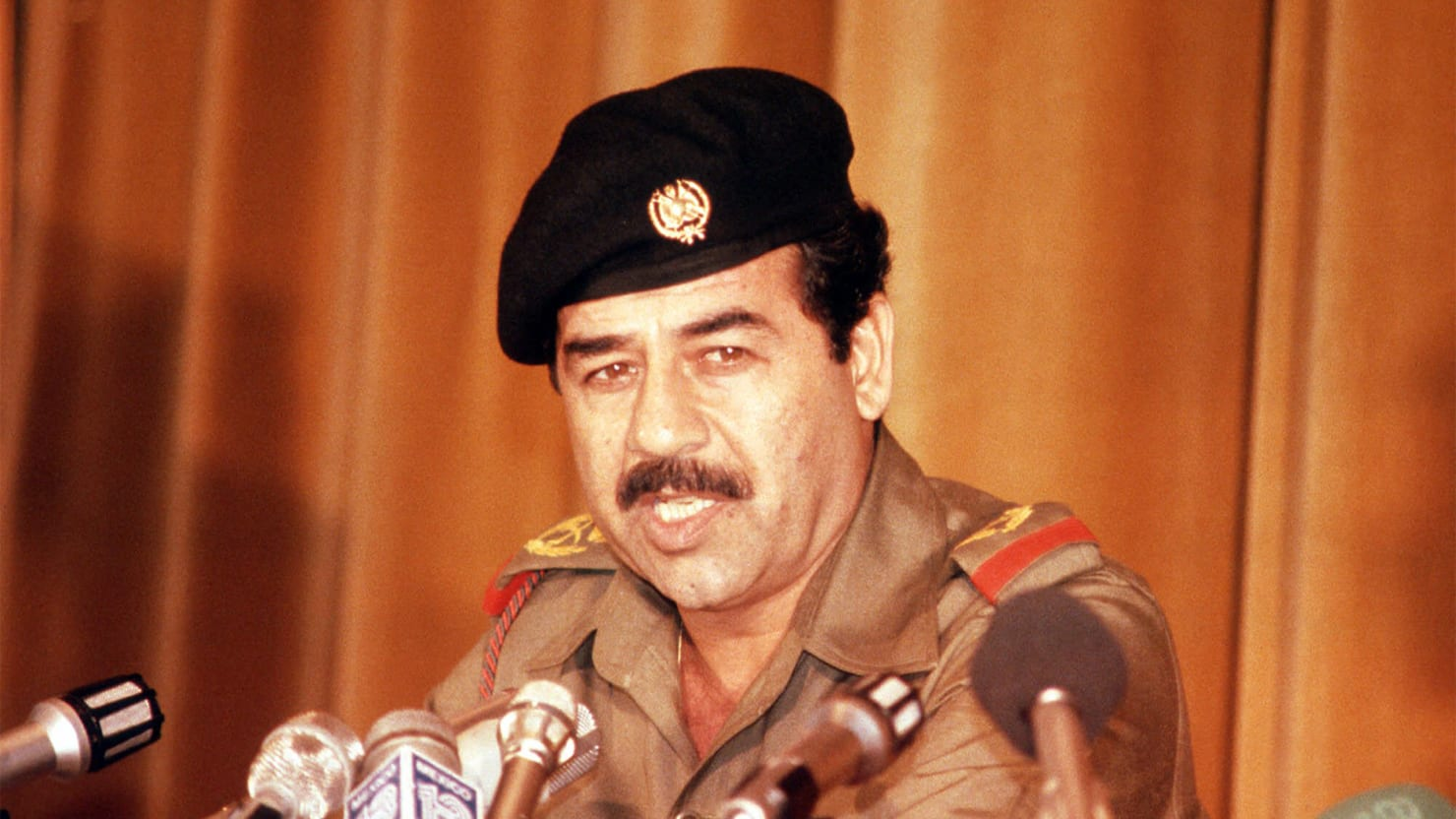 What Saddam Gave ISIS