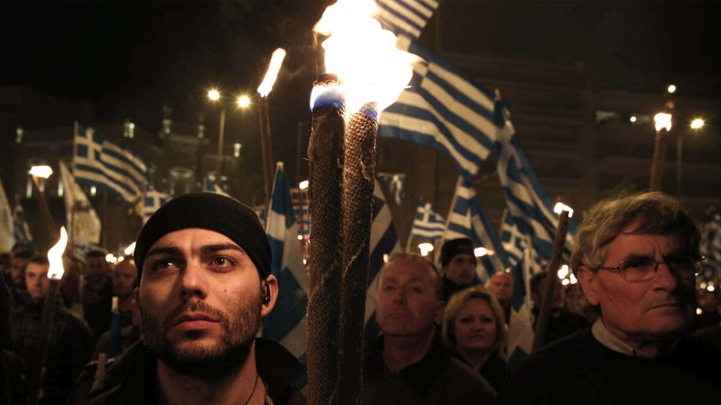 The Murder Trial That Could Break Greece's Extremist ...