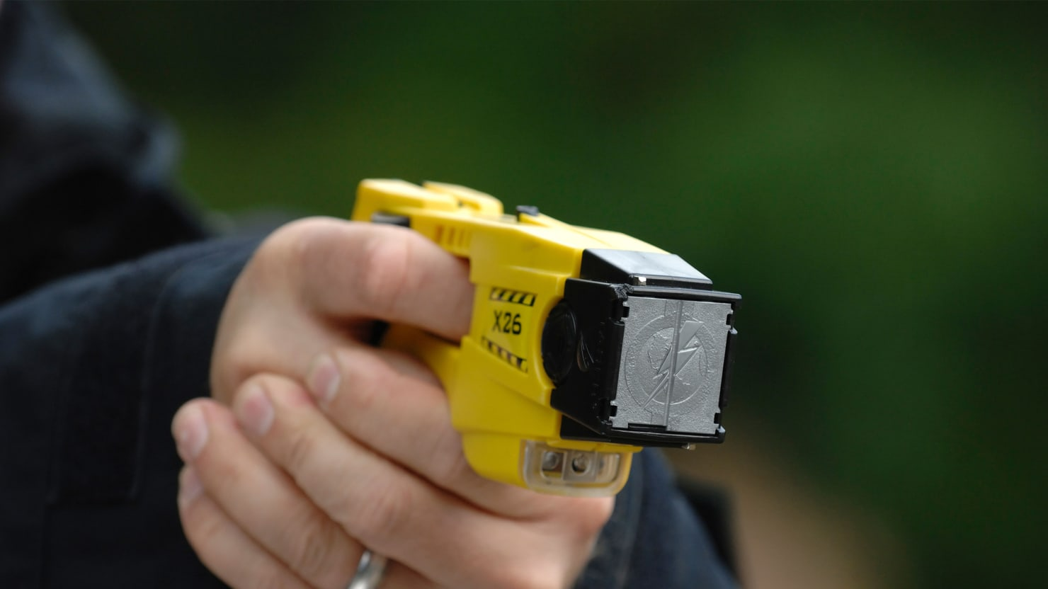 When Police Tasers Kill: The Tragic Death of Stanley Harlan