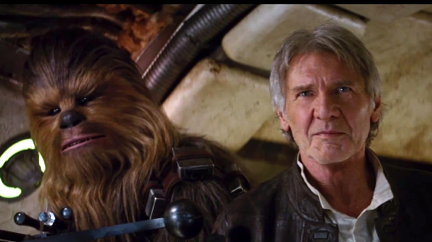 Star Wars Fans: This Is the 'Force Awakens' Trailer You're Looking For