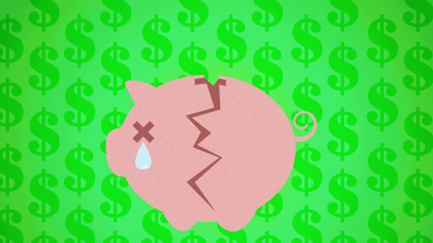47% of Americans Can't Save Any Money