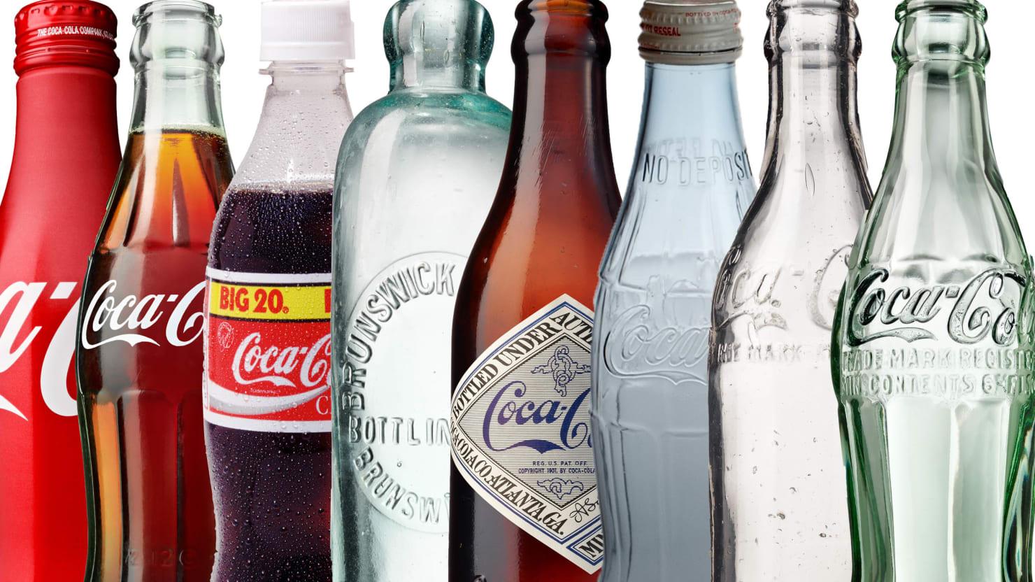 How the Coke Bottle Got Into Shape