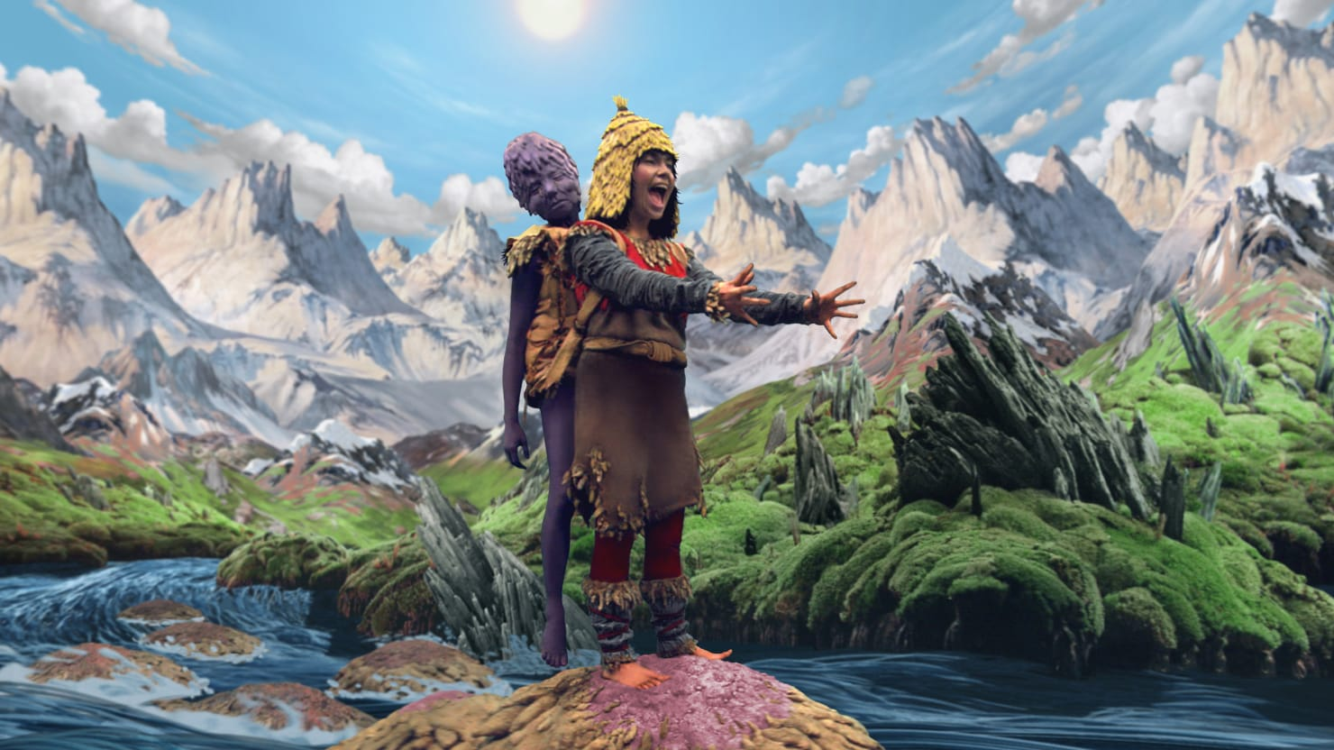 Inside the Psychedelic Mind of Björk: A Retrospective at MoMA