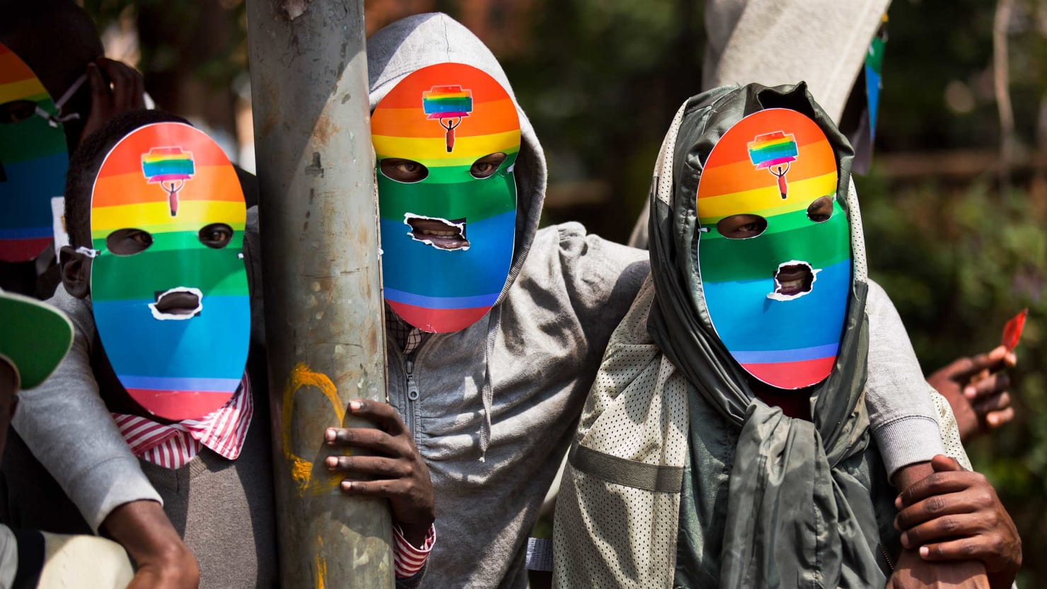 Risultati immagini per kill the gays bill uganda