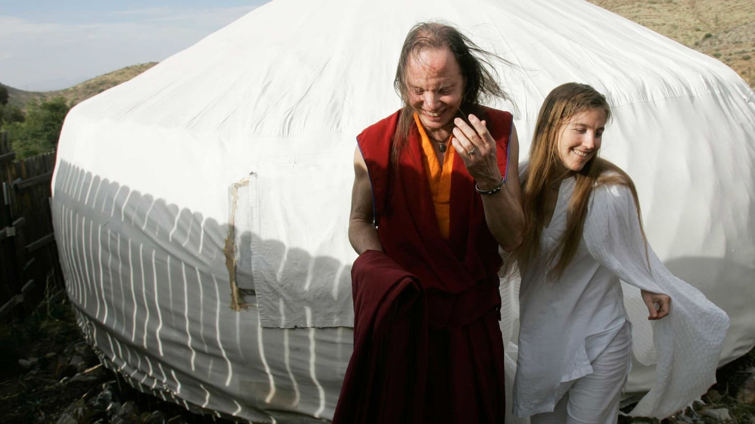 The Buddhist Who Retreated-And Then Died