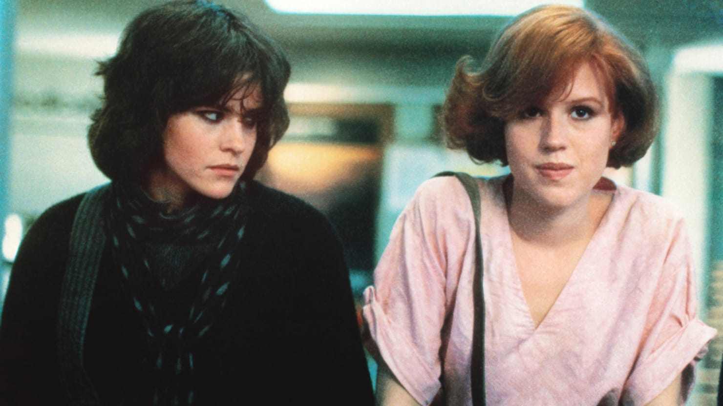 'The Breakfast Club' Turns 30: Molly Ringwald and Ally Sheedy Dish on the John Hughes Classic