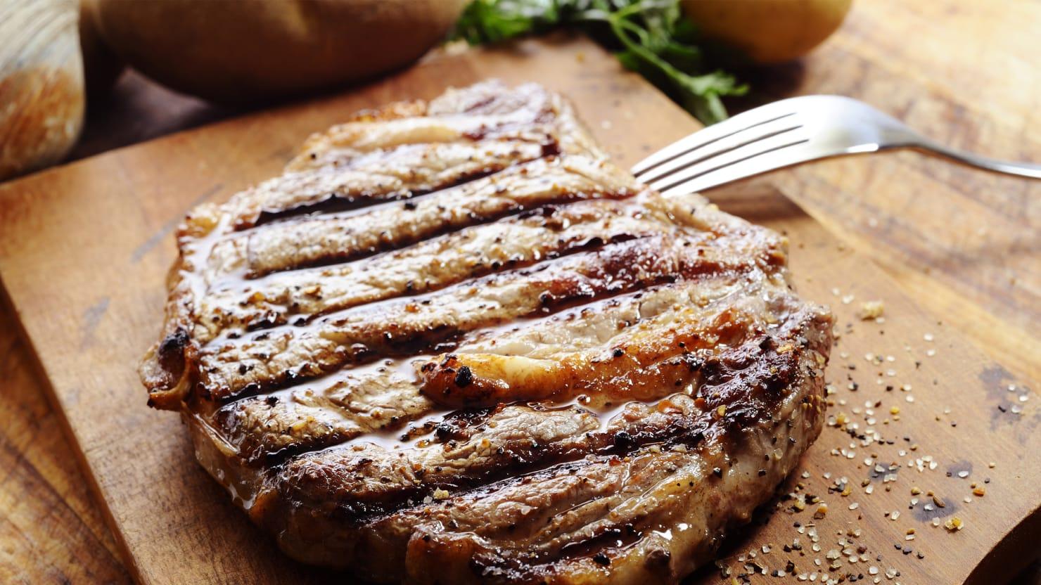 Bj steak day