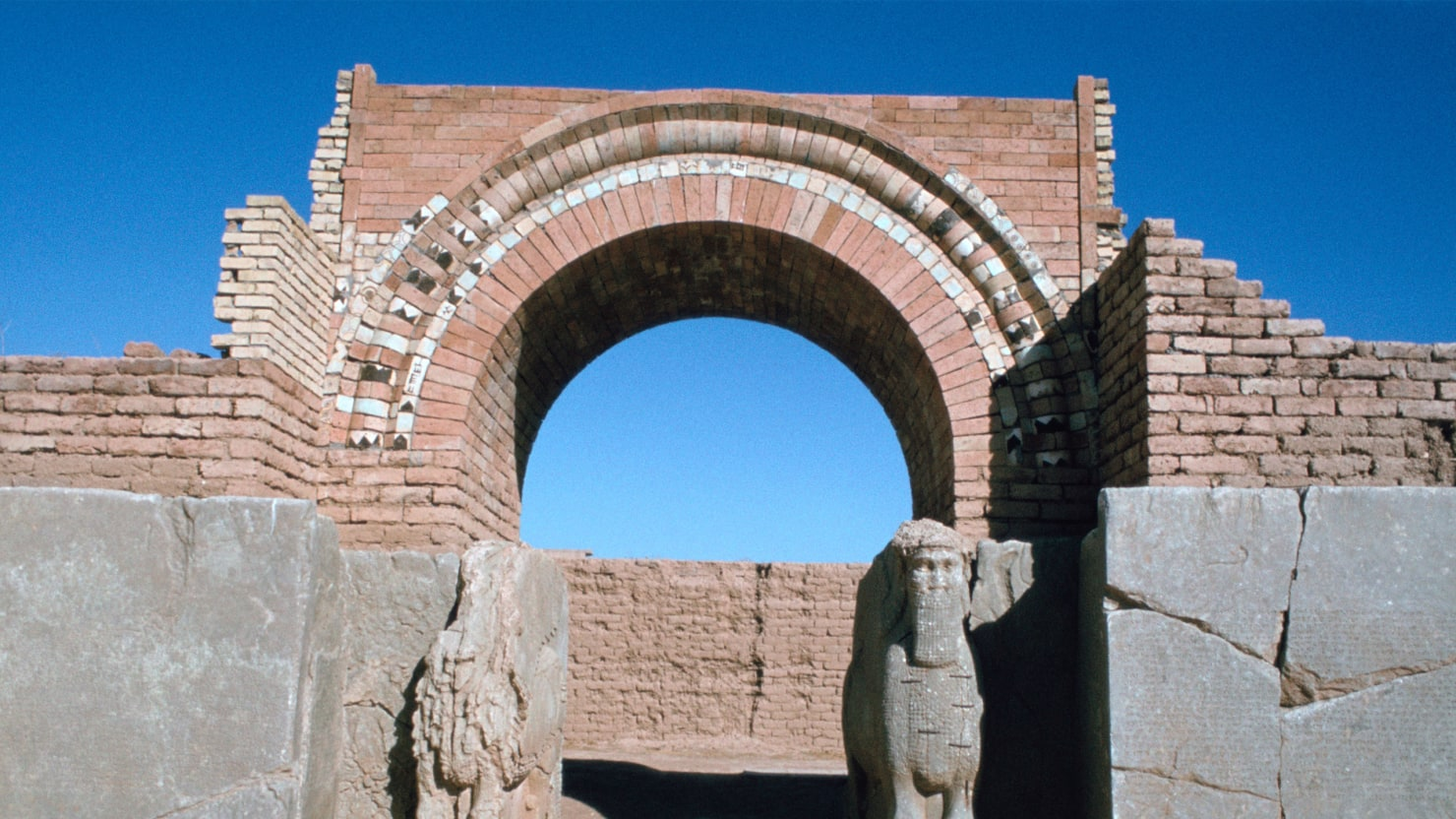 Inside The Ancient Iraqi City Isis Destroyed