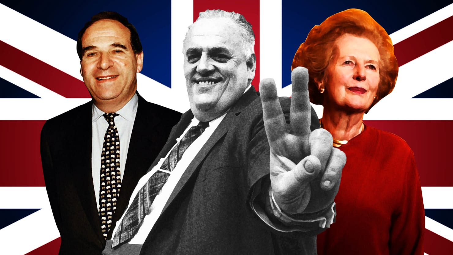 How Thatcher's Government Covered Up a VIP Pedophile Ring
