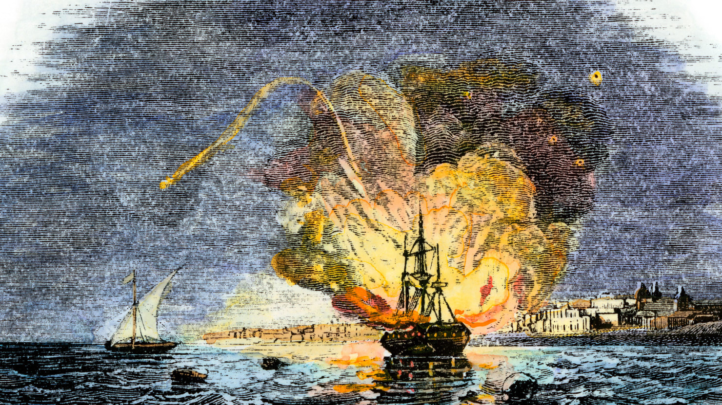 Before War on ISIS, There Was America's Second Barbary War