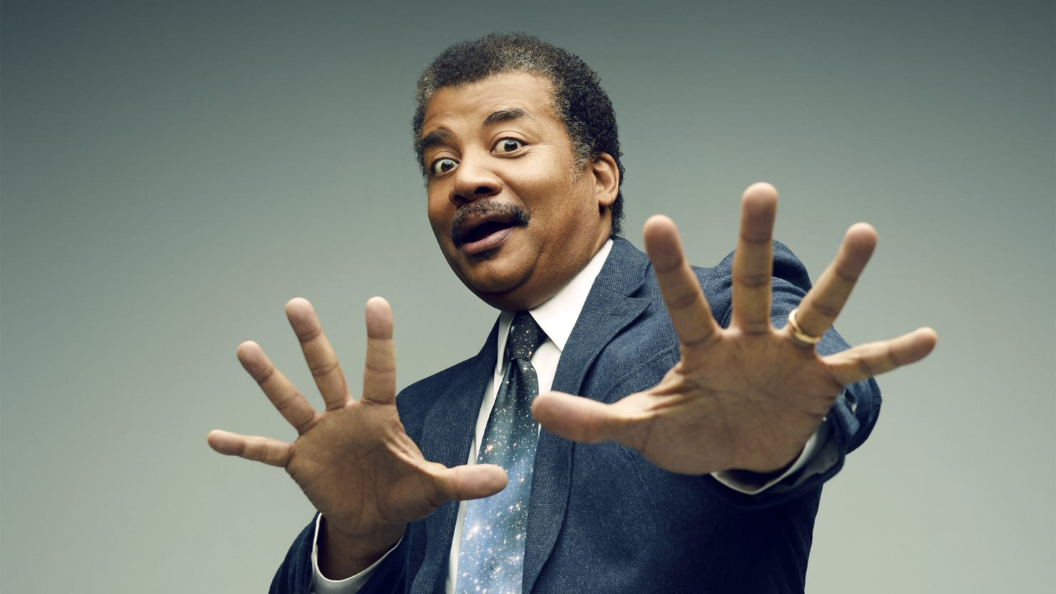 Neil deGrasse Tyson Defends Scientology—and the Bush Administration's Science Record