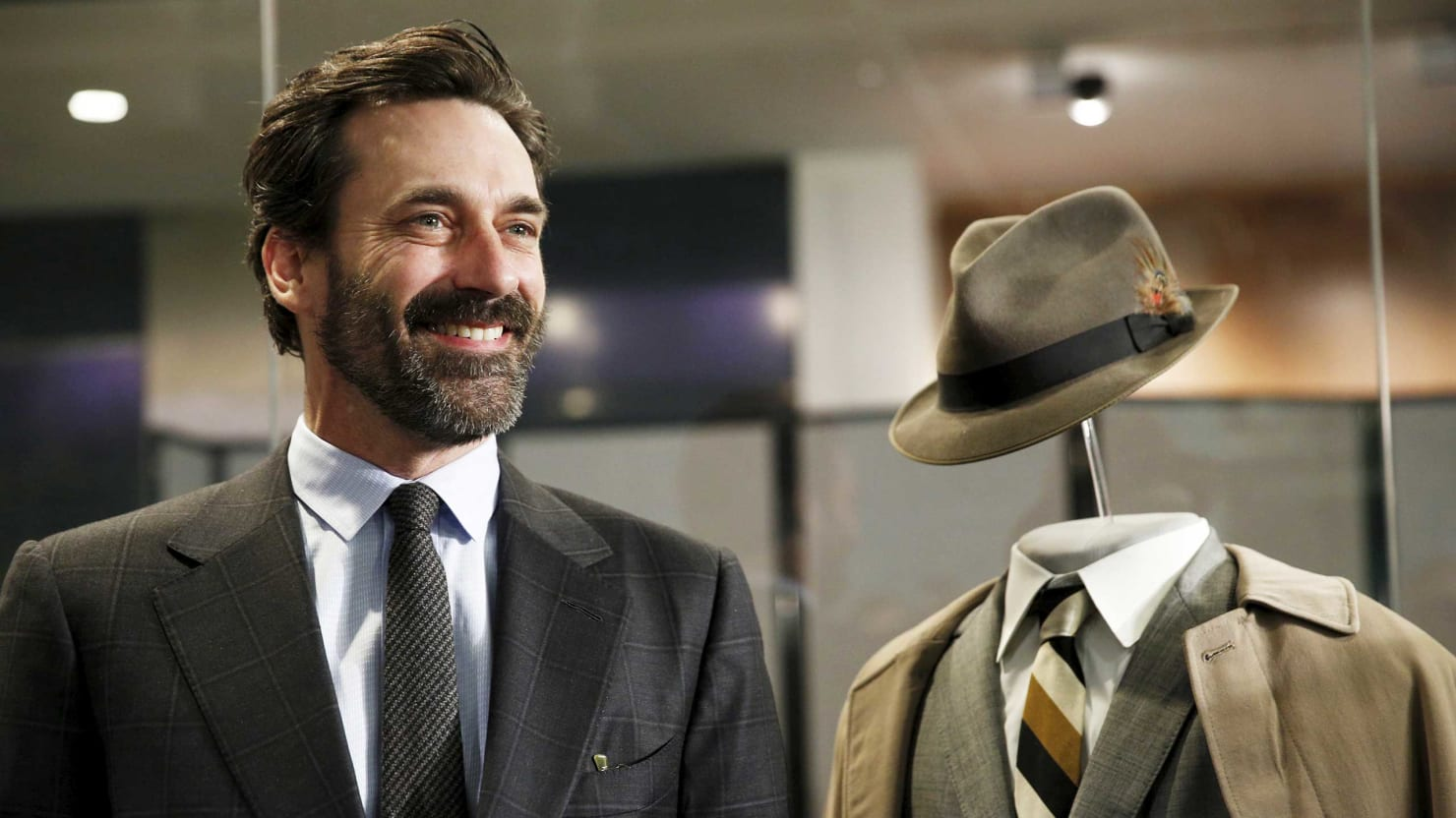 Its The End Of An Era As AMCs Hit Series Mad Men And Tormented Protagonist Don Draper Come To A Close Jon Hamm Reflects On His Iconic Ad Man