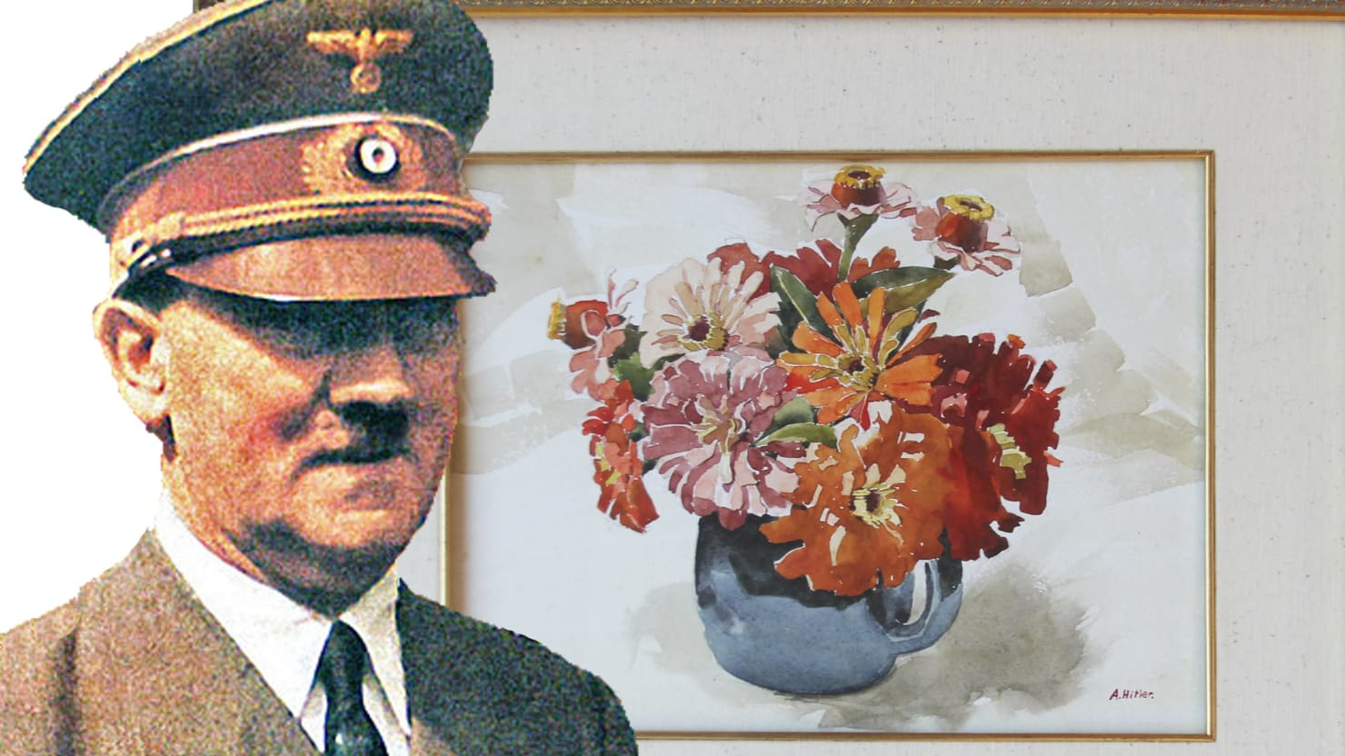 Would You Buy Hitler's Art for $30,000?