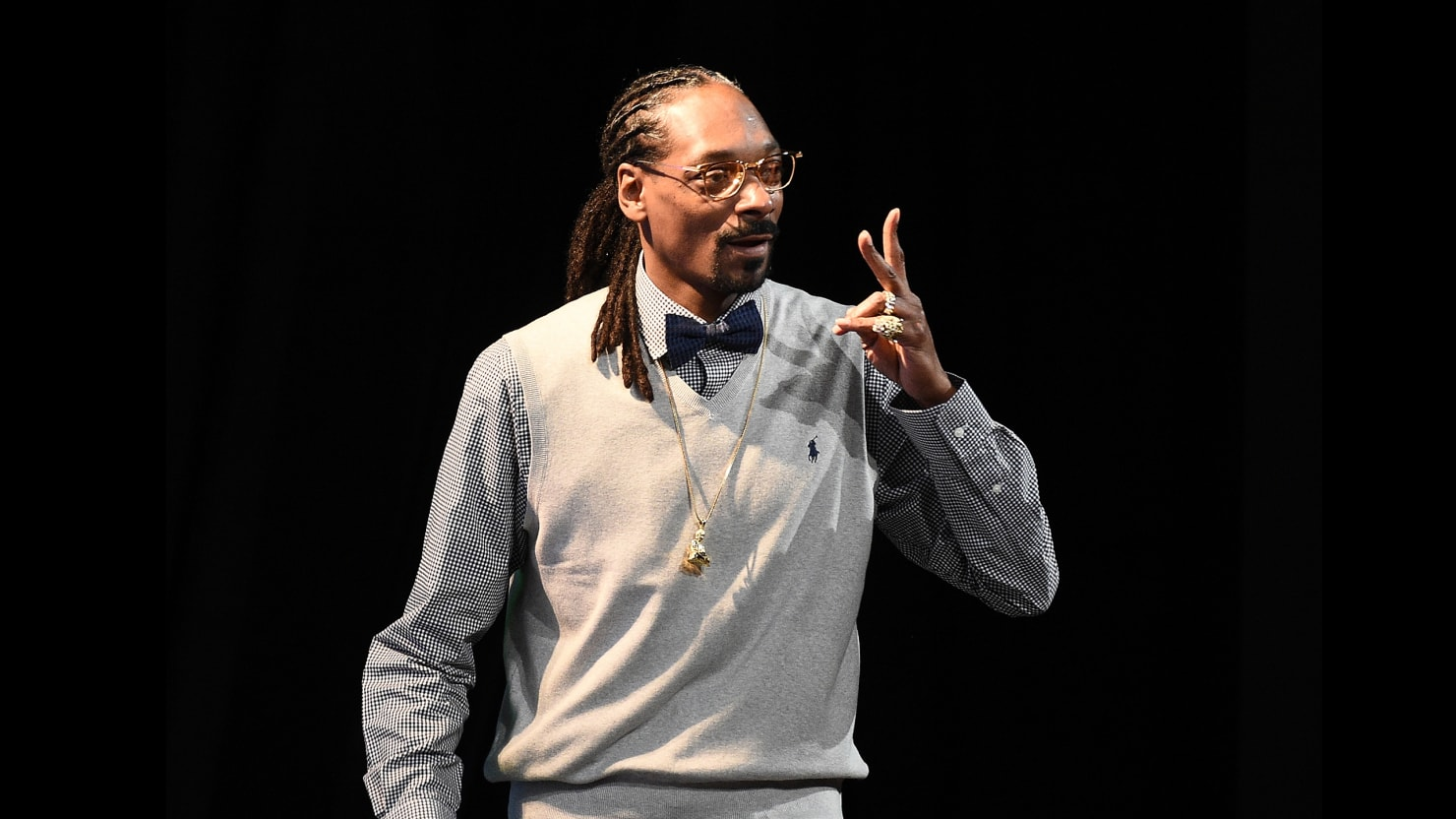 L Dogg Snoop Dogg: Ron...