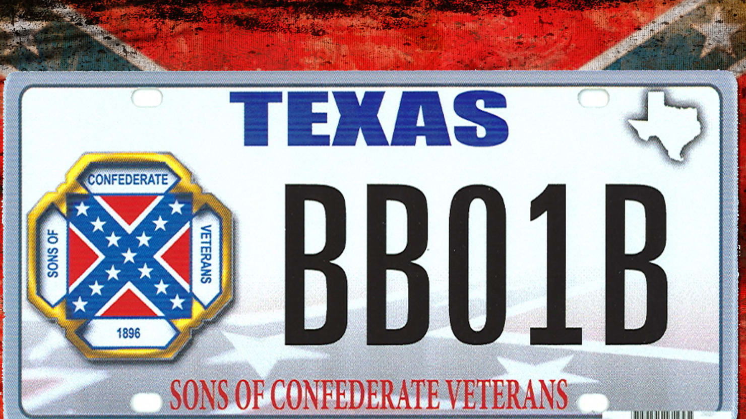 In Defense of Confederate License Plates
