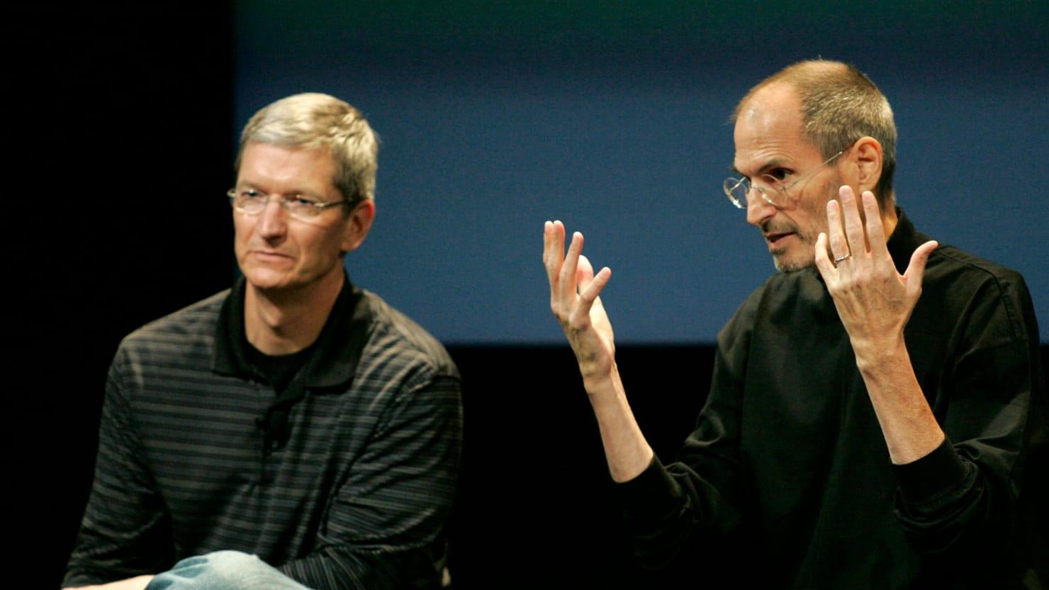 Steve Jobs Stream German