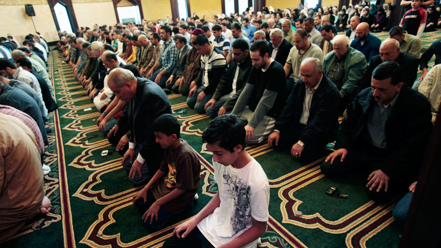 sedate_Dearborn, MI: Where Muslims Are…Americans