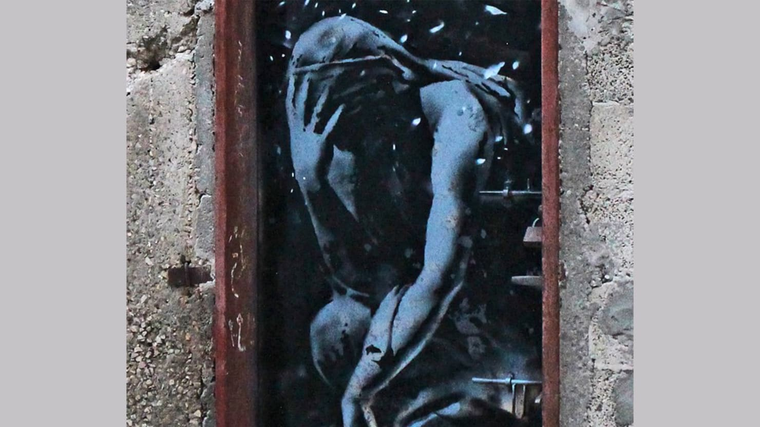Banksy's Grim Tour of Gaza: Watch a Mini Documentary by the Shadowy Street Artist