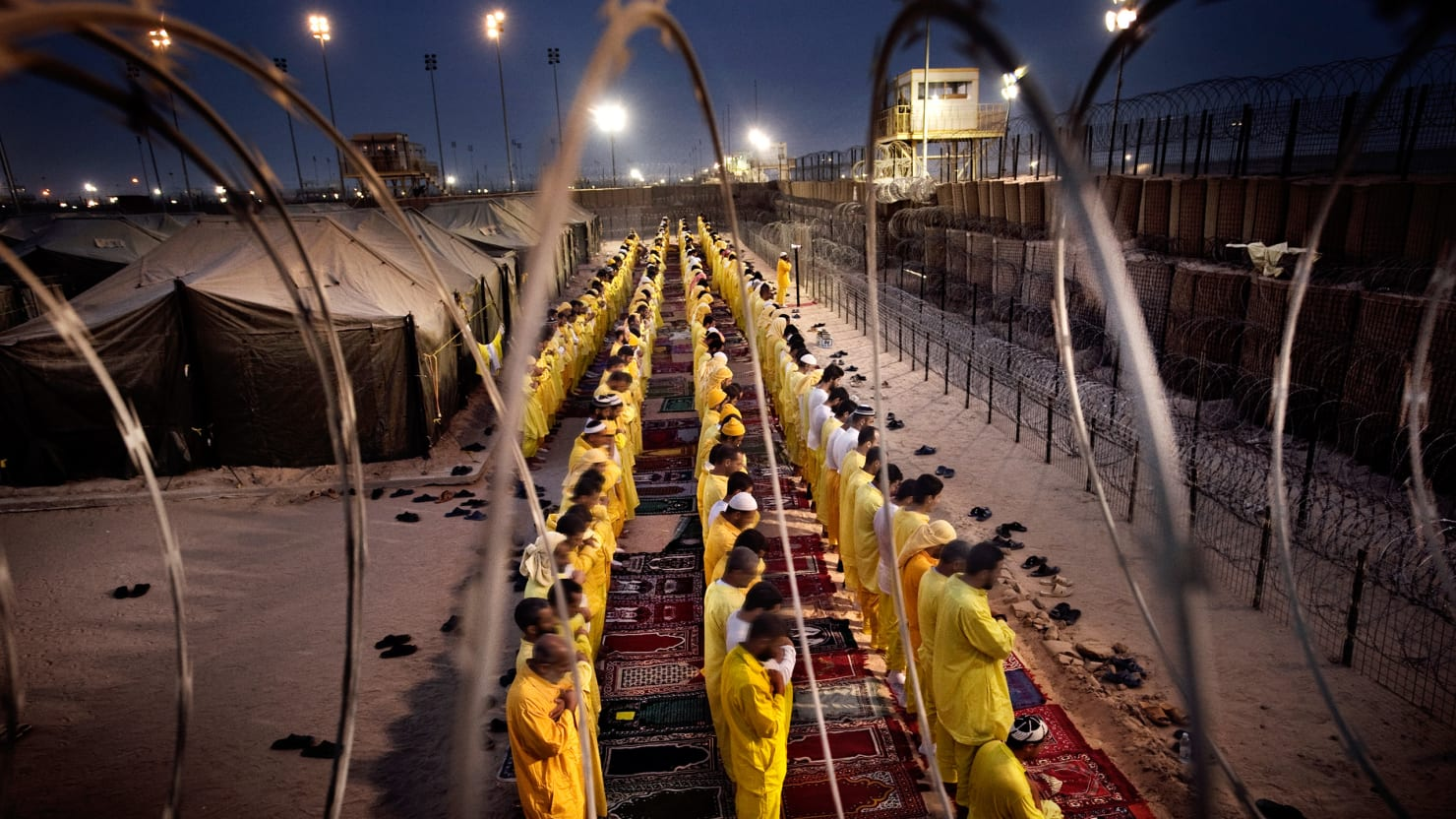 ISIS Used a U.S. Prison as Boot Camp