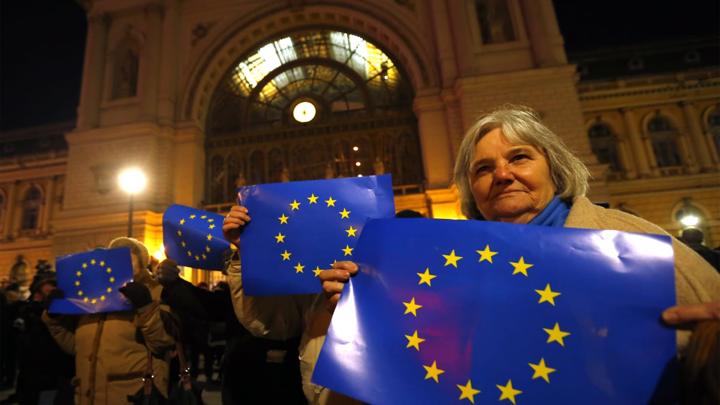Europe Is Still a Second-Rate Power
