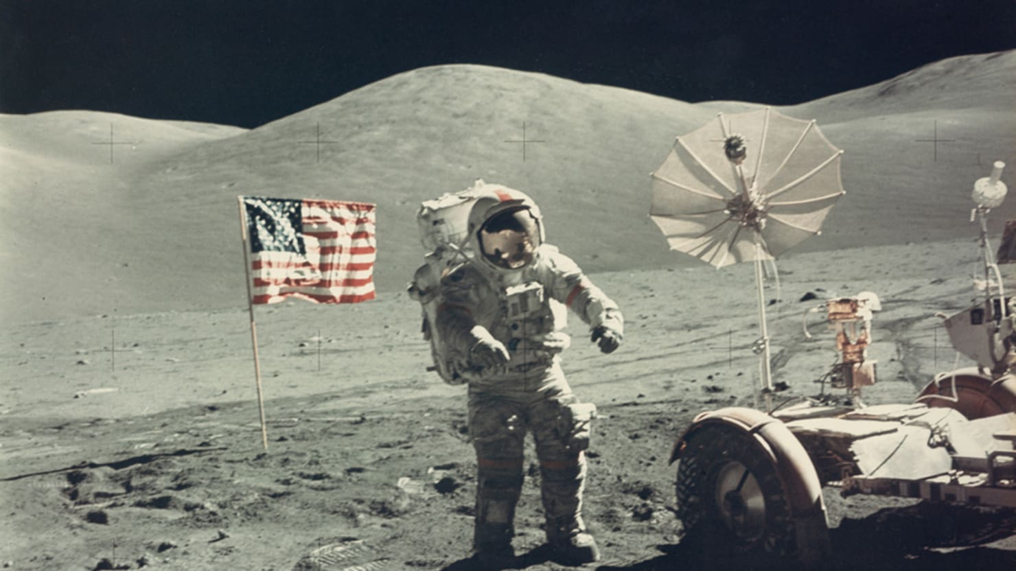 Secrets of The Space Race: Rare NASA Photos Hit the Auction Block