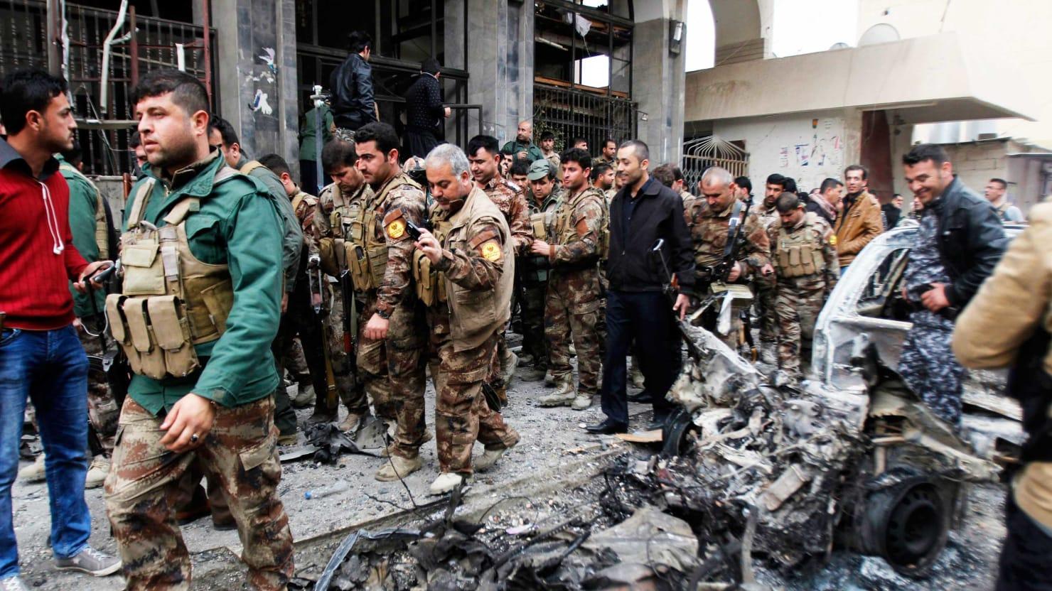 The Epicenter of Iraq's Next Civil War