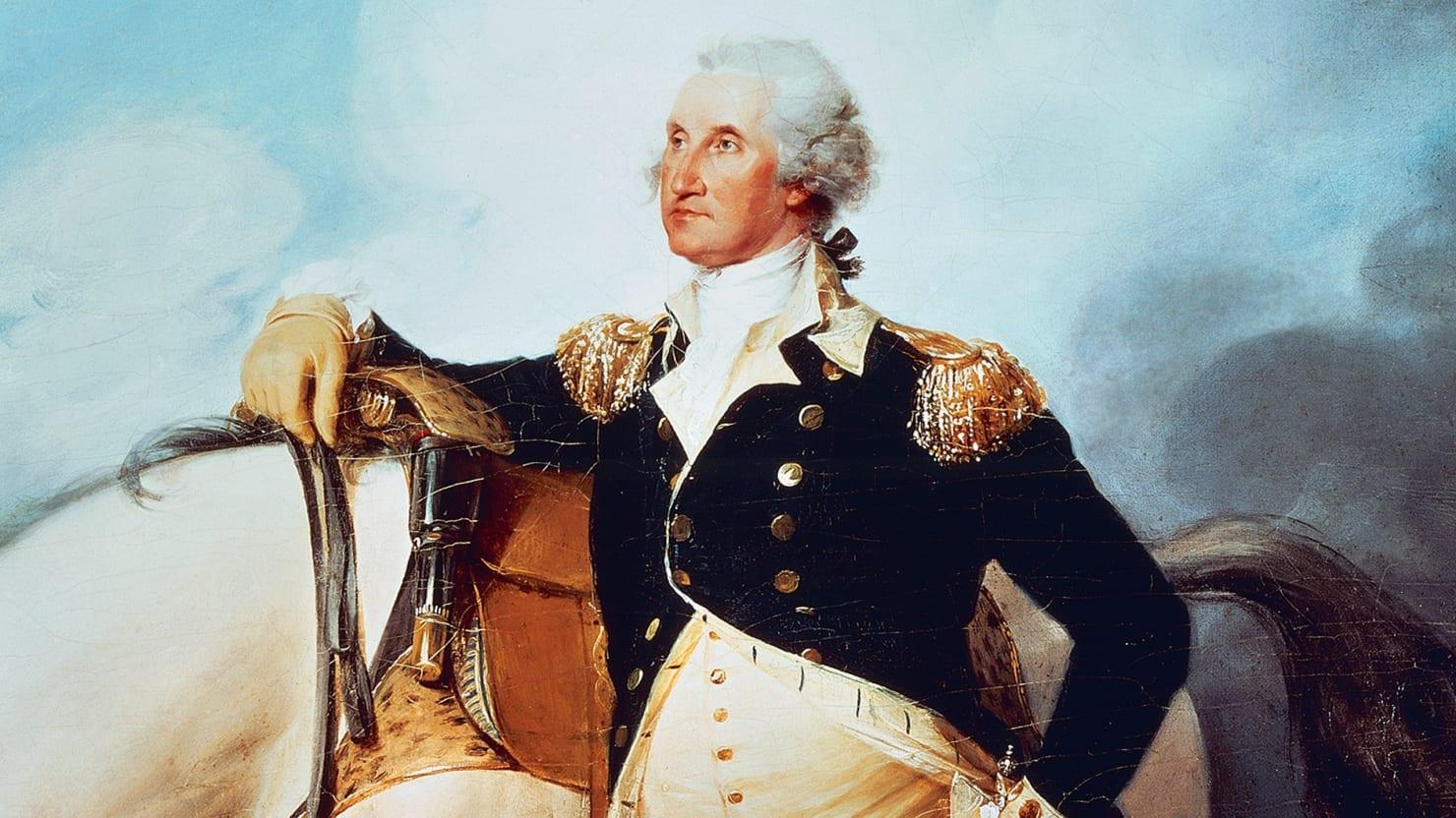 How the Revolution Forged Washington