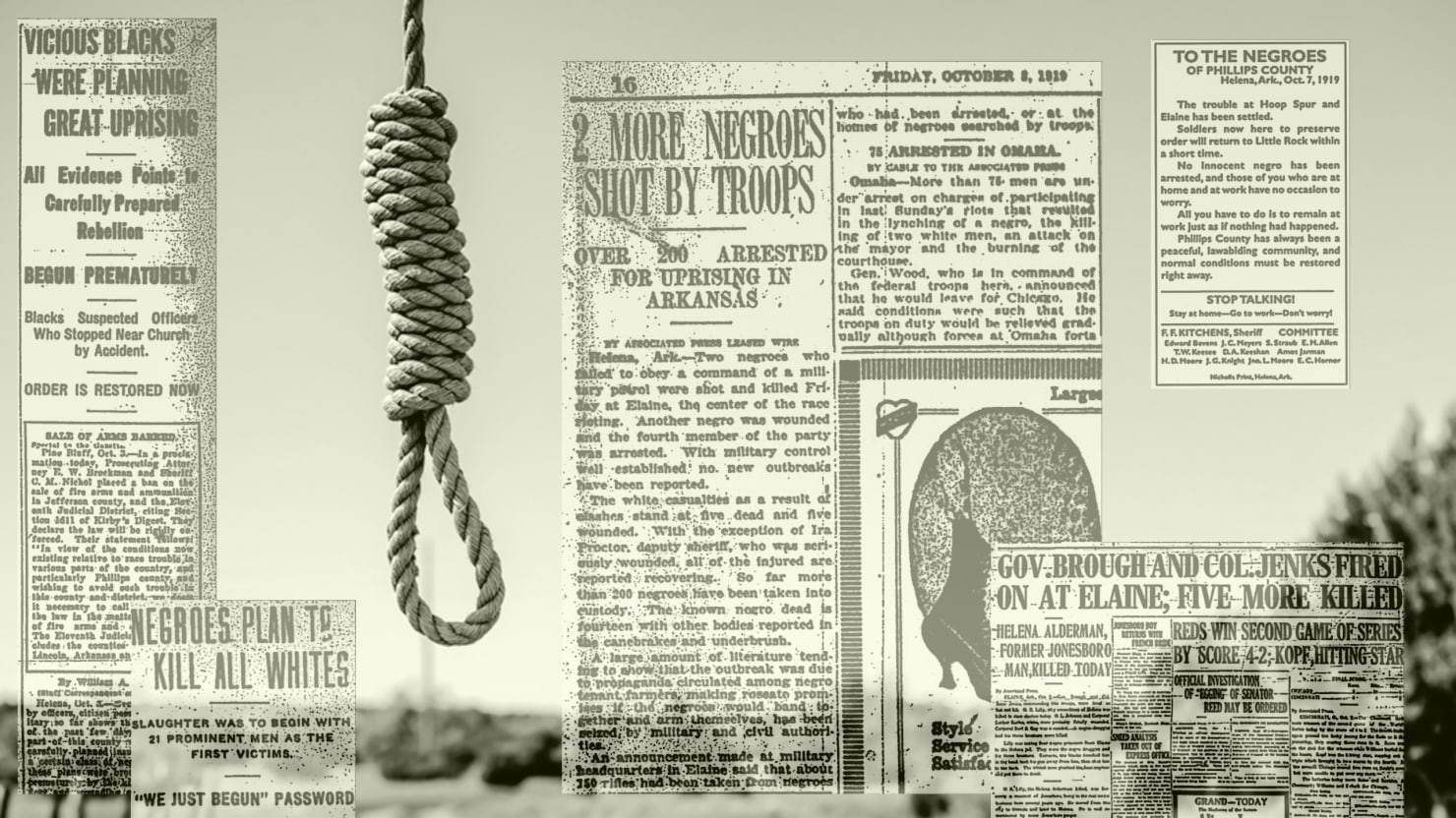 America's Forgotten Mass Lynching: When 237 People Were Murdered in Arkansas
