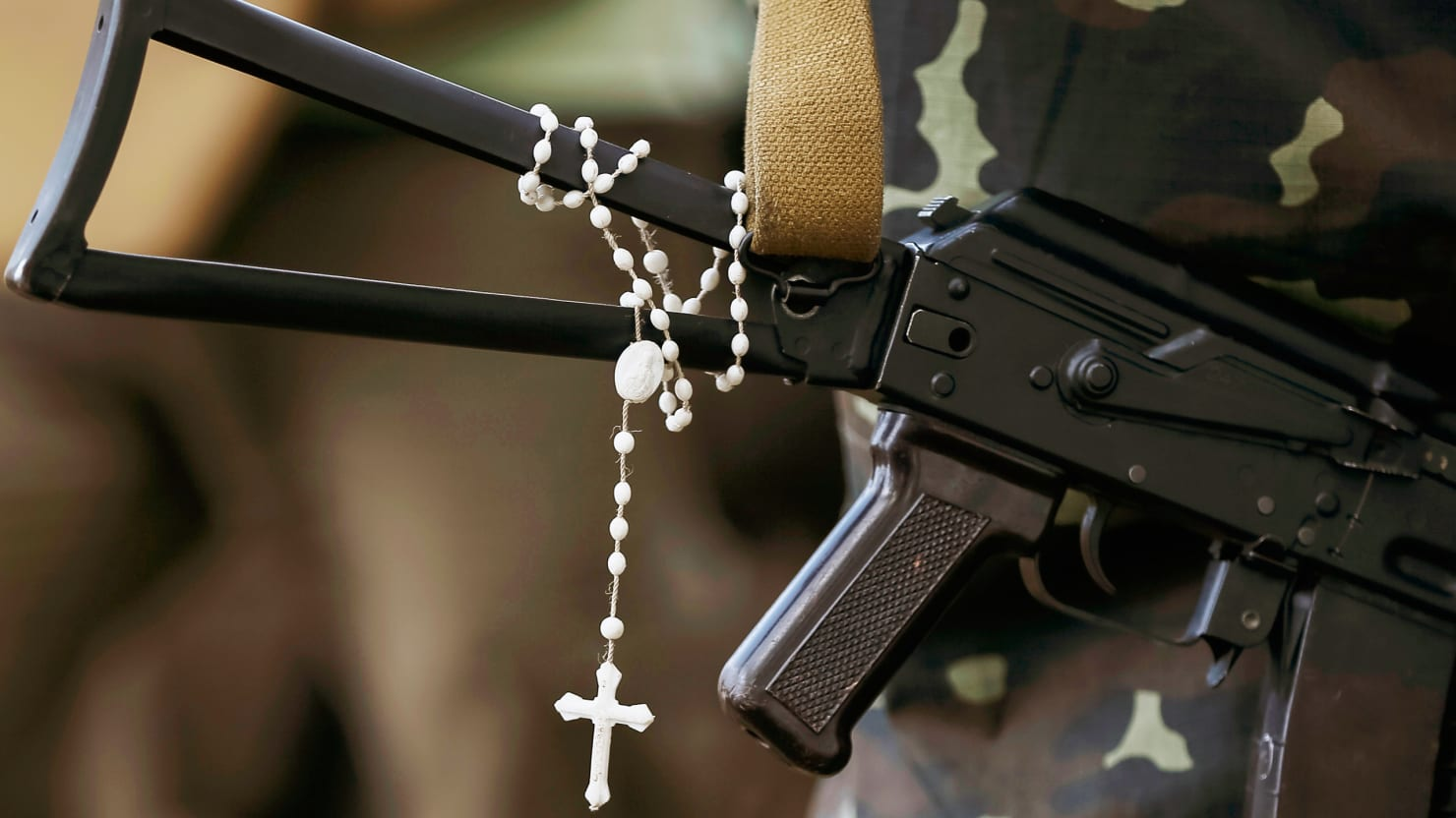 Yes, There Are Christian Terrorists