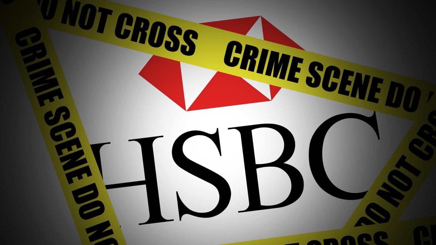 HSBC Got Away With Buying Cocaine Plane