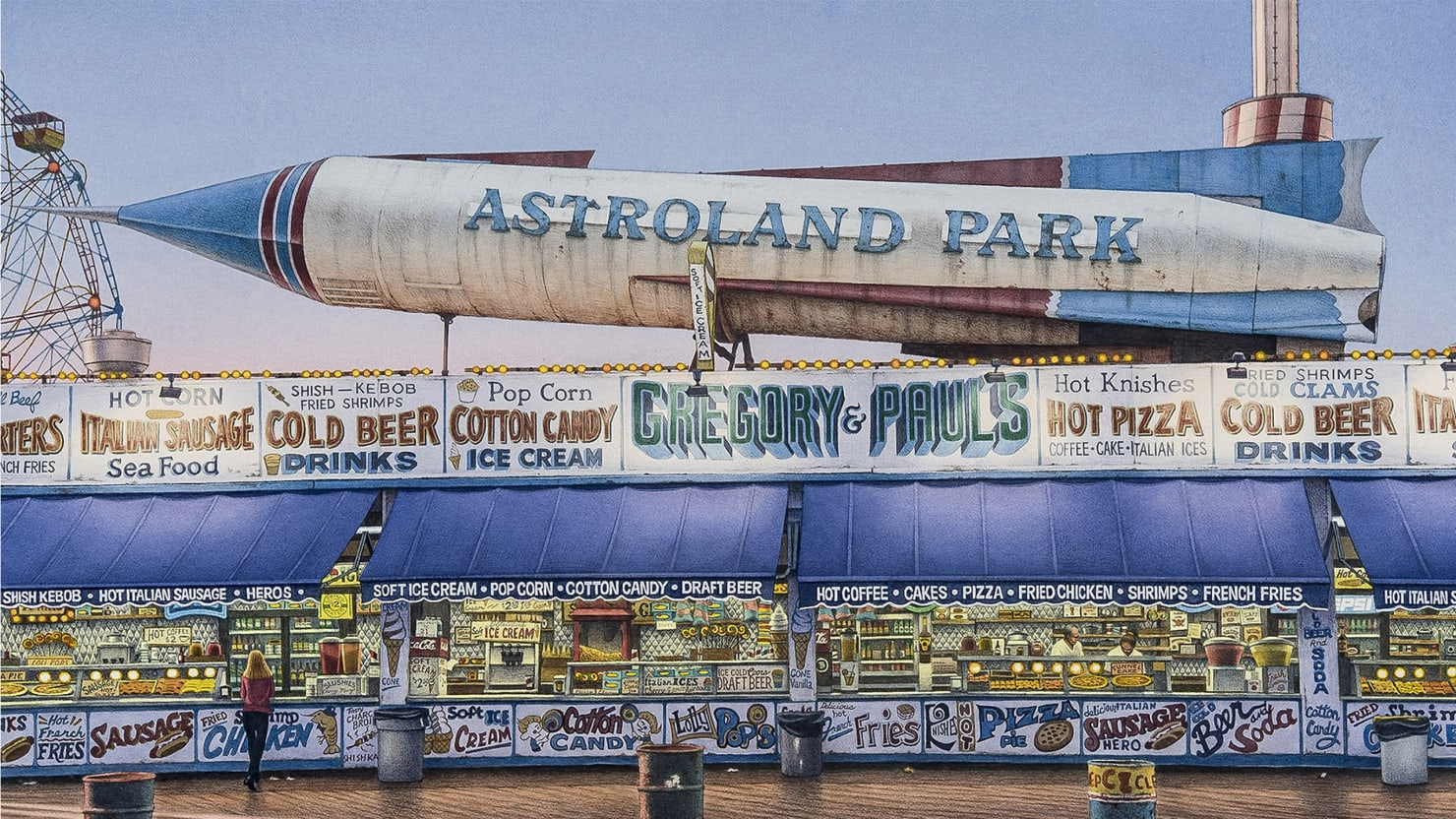 When Coney Island Was King