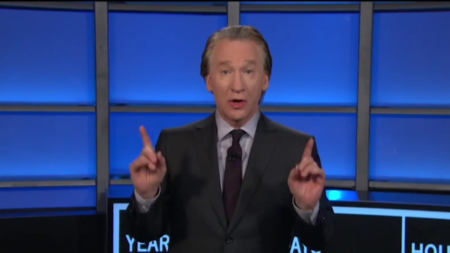 Bill Maher Doubles Down on Islam: 'Terrorists and the Mainstream Share A Lot of These Bad Ideas'