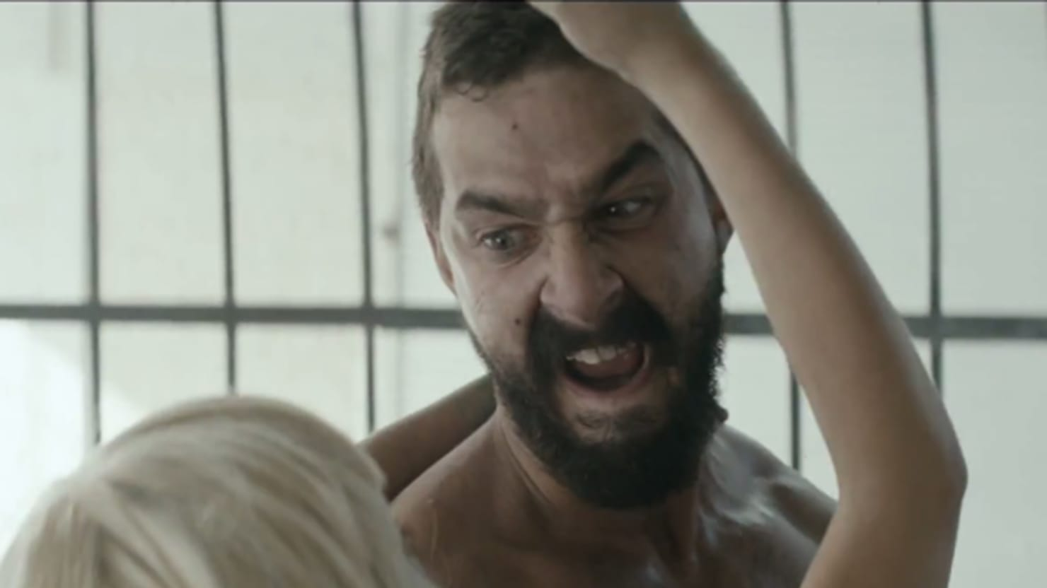 See Burly Shia LaBeouf Interpretive Cage Fight Lil Sia in the ...