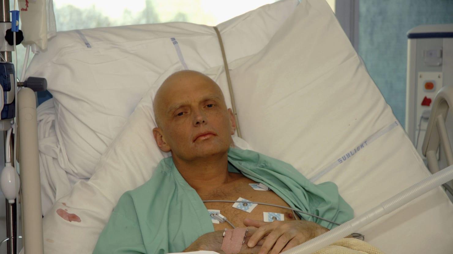 Putin's Polonium-Poison Revenge on ex-Spy Laid Bare in UK Inquiry