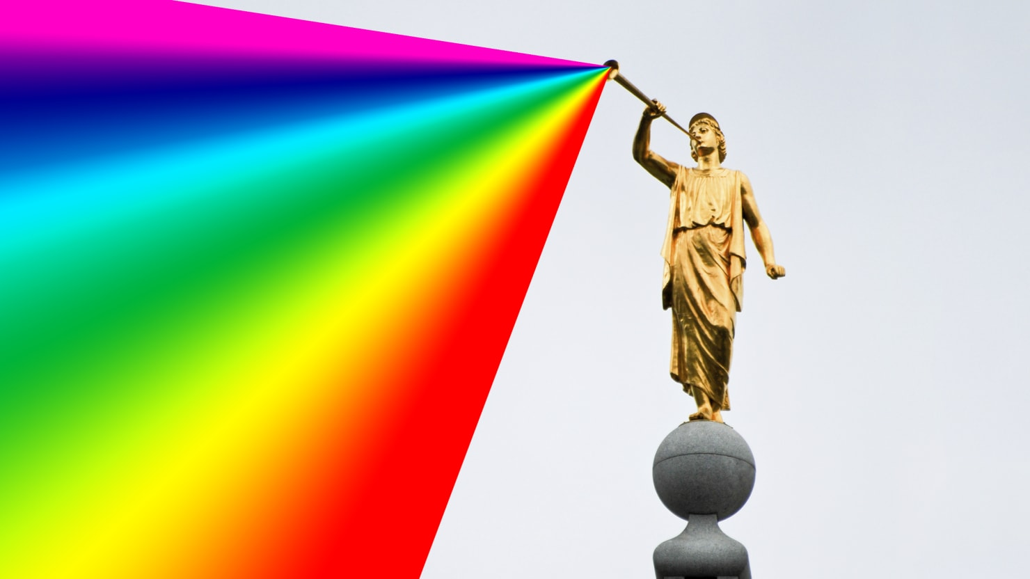 The Mormon Church's Gay Rights Charade