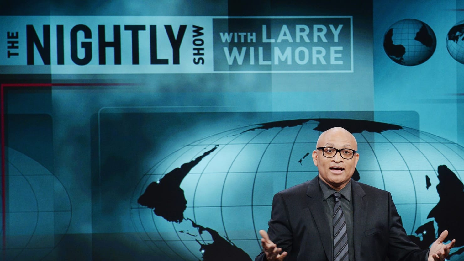 The Importance of Larry Wilmore, Late Night's Only Black Man