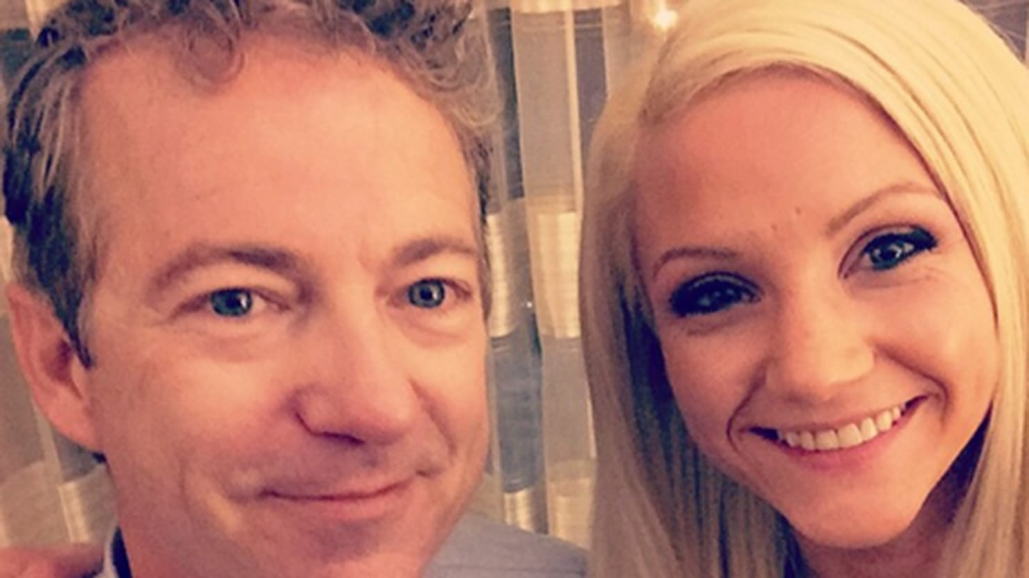Is 'Libertarian Girl' Rand Paul's Problem Waiting to Happen?