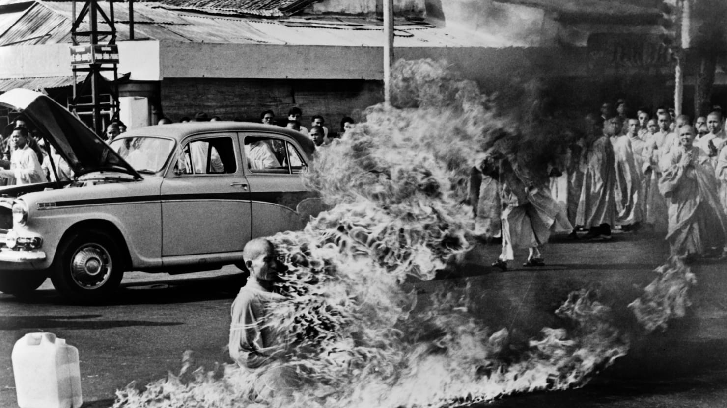 the concept of self immolation in buddhism Successful suicide- all 5 completed suicides were women a lthough self-  immolation  buddhist monks of recent times have dramatized their cause  through fiery death  ideas of reference, and feelings of passivity she was a  devout roman.