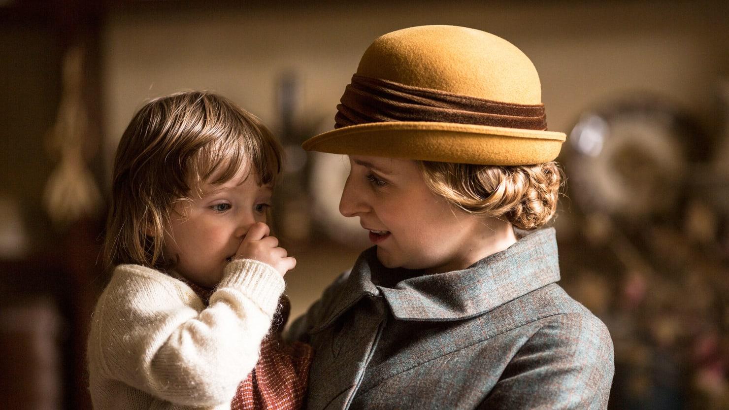 Downton Abbey's Alarming Adoption Plot
